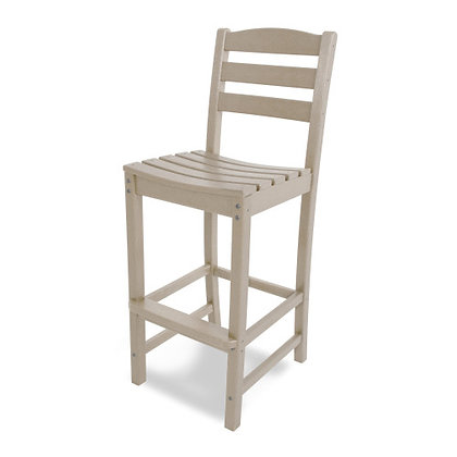 POLYWOOD® La Casa Cafe' Bar Side Chair TD102