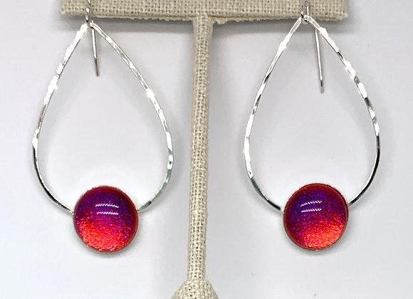 Tanya (LG) Earrings in Juicy