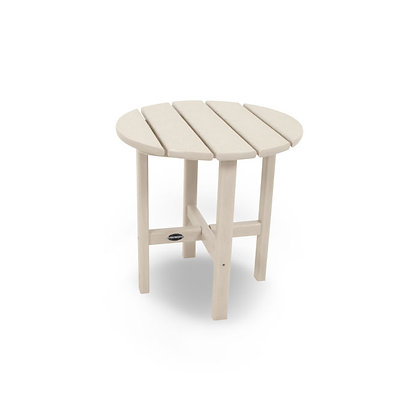 "POLYWOOD® Round 18"" Side Table RST18"