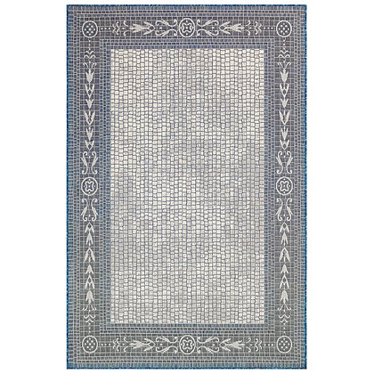 Carmel Ancient Border Indoor/Outdoor Rug