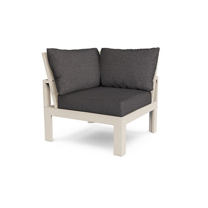 POLYWOOD® EDGE Modular Corner Chair 4604