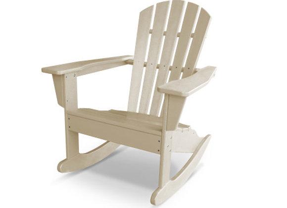 POLYWOOD® Palm Coast Adirondack Rocking Chair HNR10
