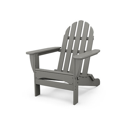 In Stock POLYWOOD® Classic Folding Adirondack AD5030 (SHIPPING UNAVAILABLE)