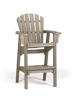 BREEZESTA Coastal Bar Side Chair BH0905