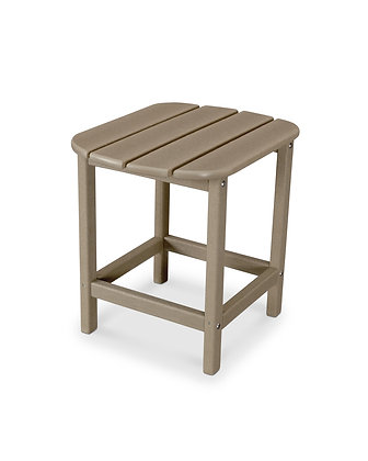 "In Stock POLYWOOD® South Beach 18"" Side Table SBT18 (SHIPPING UNAVAILABLE)"