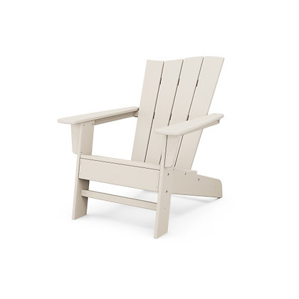 POLYWOOD® The Wave Chair Right OCA21