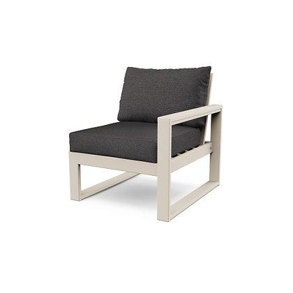 POLYWOOD® EDGE Modular Right Arm Chair 4601R