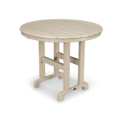 """POLYWOOD® Round 36"""" Dining Table RT236"""