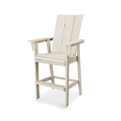 POLYWOOD® Modern Adirondack Bar Chair ADD622