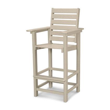 POLYWOOD® Captain Bar Chair CCB30