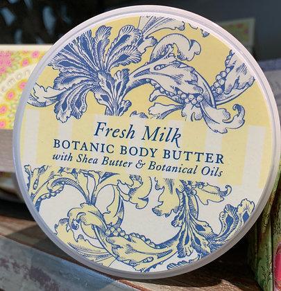 Fresh Milk Body Butter