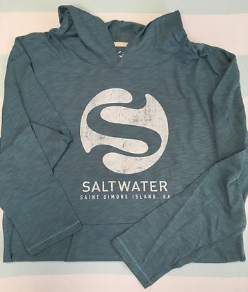 Saltwater Hoodie Tee