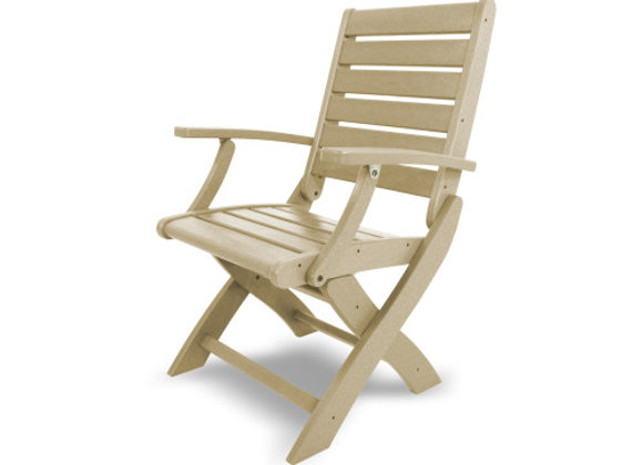 POLYWOOD® Signature Folding Chair 1900