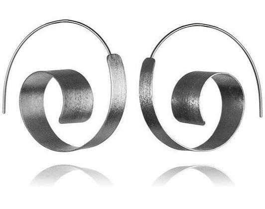 Bilbao Swirl Earrings