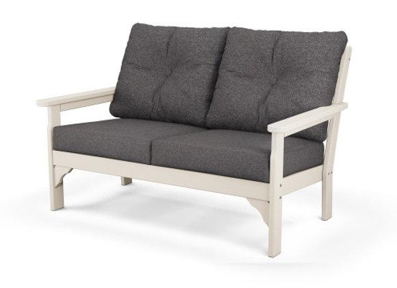 POLYWOOD® Vineyard Deep Seating Settee GN46