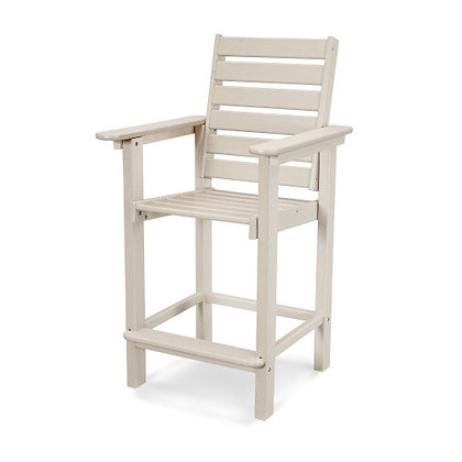 POLYWOOD® Captain Counter Chair CCB25