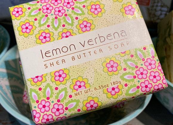 Lemon Verbena Spa Soap