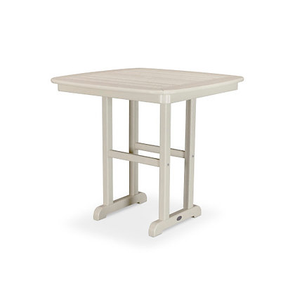 "POLYWOOD® Nautical 31"" Dining Table NCT31"