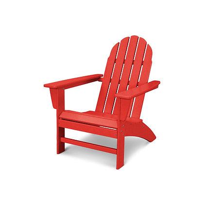 In Stock POLYWOOD® Vineyard Adirondack Chair AD400 (SHIPPING UNAVAILABLE)