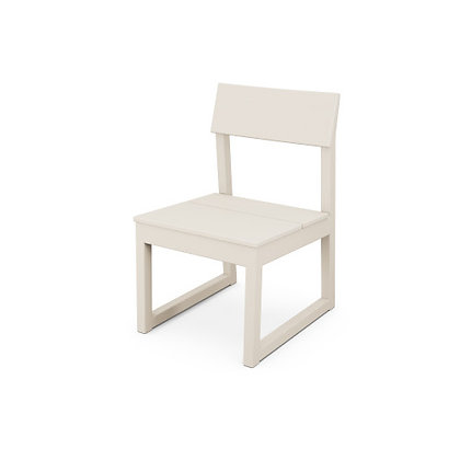POLYWOOD® Edge Dining Side Chair EMD100