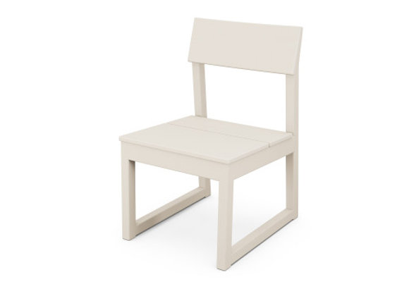 POLYWOOD® Edge Dining Side Chair EMD100