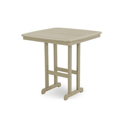 """POLYWOOD® Nautical 44"""" Bar Table NCBT44"""