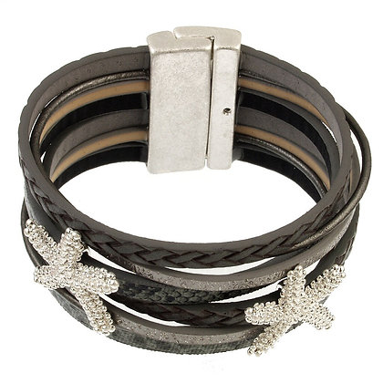 Sea Star Magnetic Bracelet