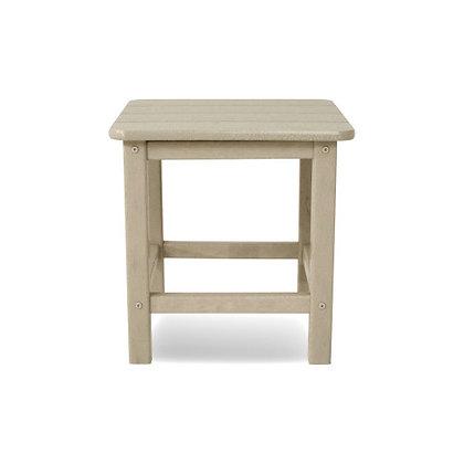 "POLYWOOD® Seashell 18"" Side Table SH18"
