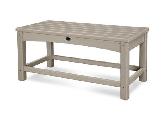POLYWOOD® Club Coffee Table CLT1836