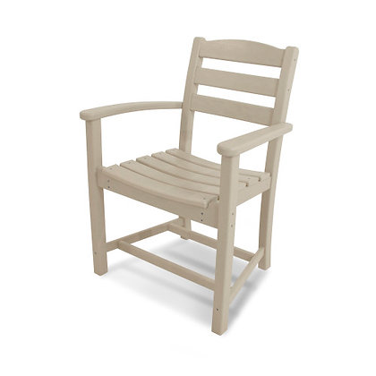 POLYWOOD® La Casa Cafe' Dining Arm Chair TD200