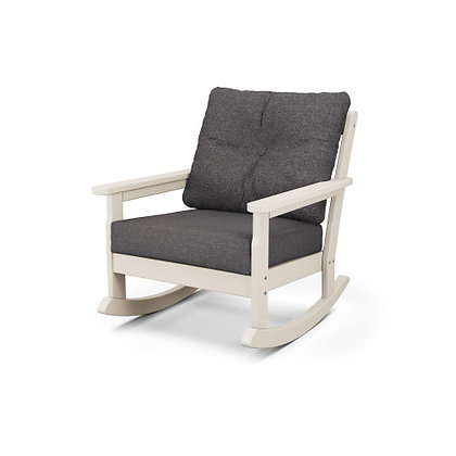 POLYWOOD® Vineyard Deep Seating Rocking Chair GNR23