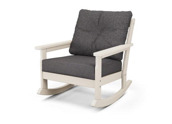 POLYWOOD® Vineyard Deep Seating Rocking Chair GNR23