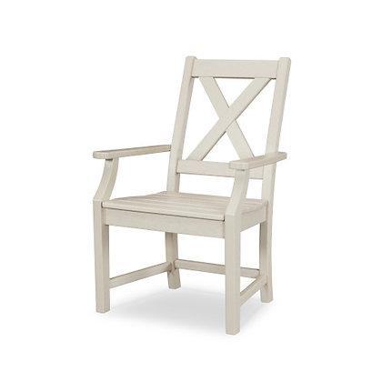 POLYWOOD® Braxton Dining Arm Chair TGD280