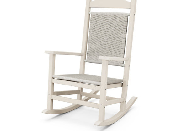 POLYWOOD® Presidential Woven Rocking Chair R200