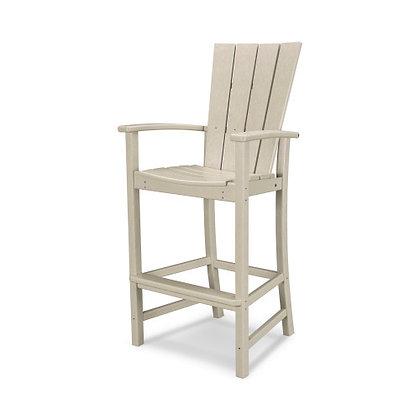 POLYWOOD® Quattro Adirondack Bar Chair QLD202