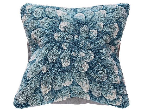 """Frontporch Mums Indoor/Outdoor Pillow 18""""Square"""