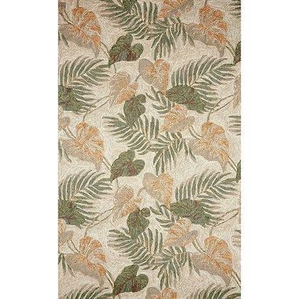 Tropical Leaf Indoor/Outdoor Rug