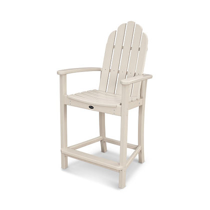 POLYWOOD® Classic Adirondack Counter Chair ADD201