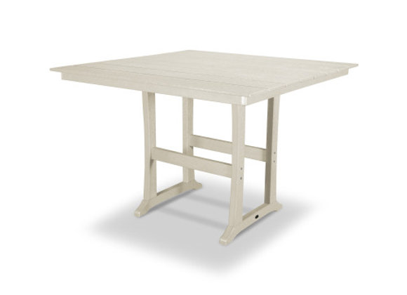 "POLYWOOD® Farmhouse 59"" Bar Table PLB85-T1L1"