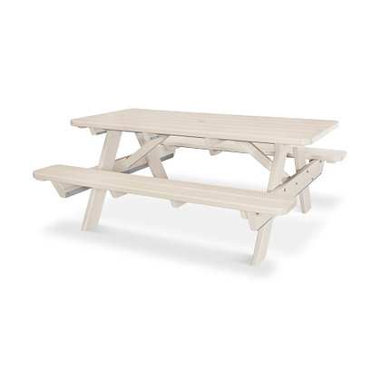 "POLYWOOD® Park 72"" Picnic Table PT172"