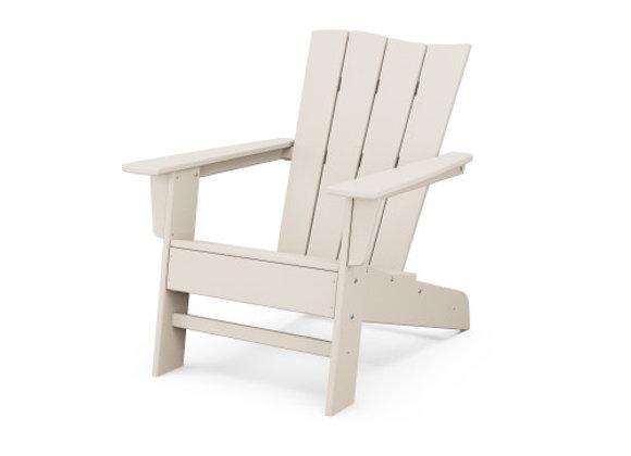 POLYWOOD® The Wave Chair Left OCA22