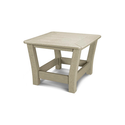 POLYWOOD® Harbour Slat End Table 4018
