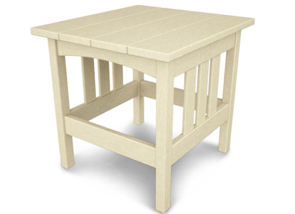 """POLYWOOD® Mission 22""""x24"""" End Table MS2224"""