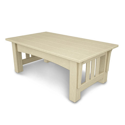 POLYWOOD® Mission Coffee Table MS2748