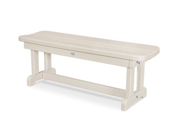 "POLYWOOD® Park 48"" Backless Bench PBB48"