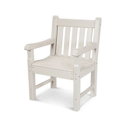 POLYWOOD® Rockford Garden Arm Chair RKB24