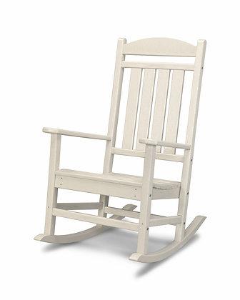 POLYWOOD® Presidential Rocking Chair R100