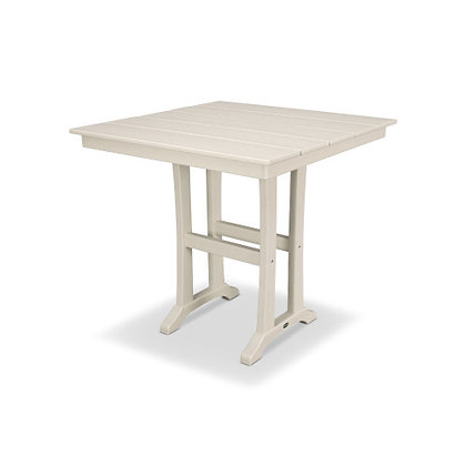"POLYWOOD® Farmhouse 37"" Counter Table PLR81-T1L1"