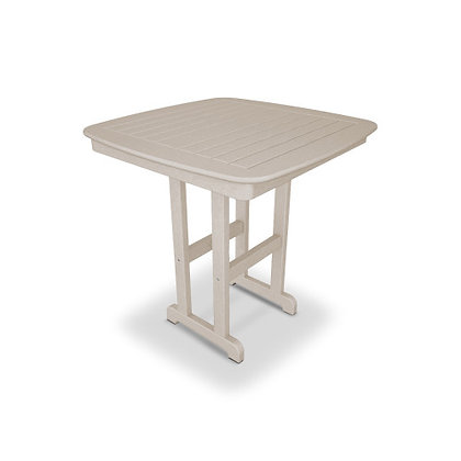 "POLYWOOD® Nautical 37"" Counter Table NCRT37"