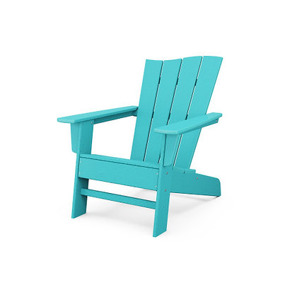 IN STOCK POLYWOOD® The Wave Chair Right OCA21 (SHIPPING UNAVAILABLE)